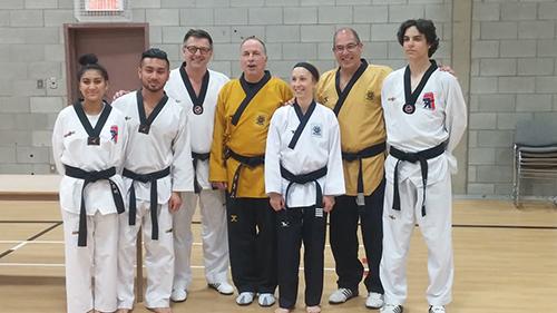 club taekwondo laval